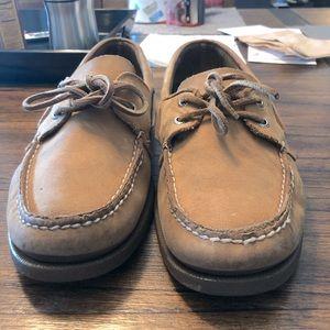 Sperry original 2 eye boat shoes Sz 9.5